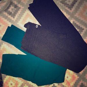 Pants - Yoga -tights bundle